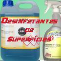 Desinfetantes de Superfícies