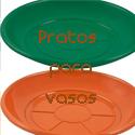 Pratos para Vasos