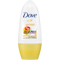 Deo Roll-on Dove Go Fresh Lemon 50 ml