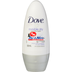 Deo Roll-on Dove Invisible Dry 50 ml