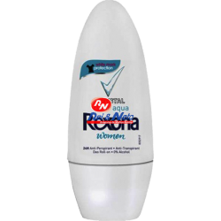 Deo Roll-on Rexona Women 50 ml Cristal Clear Aqua