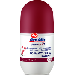 Deo Roll-on Amalfi 50 ml Rosa Mosqueta