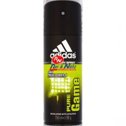 Deo Spray Adidas 150 ml Pure Game