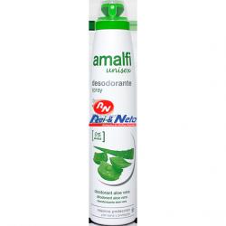 Deo Spray Amalfi 270 cc 0% Dermo Aloevera
