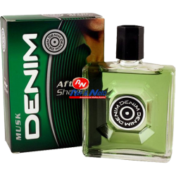 After Shave Denim 100 ml Musk