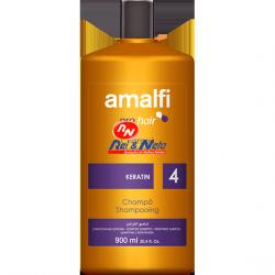 Champo Amalfi Profissional 900 ml Keratina