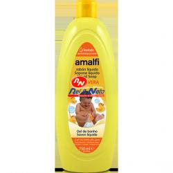 Gel de Banho / Sabonete Liquido Amalfi 750 ml Infantil Aloe vera