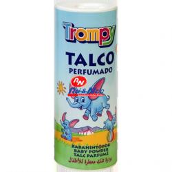 Pó de Talco Perfumado Trompy 250 grs