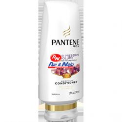 Amaciador Pantene 400 ml PRO-V Protecção de Cor e Volume