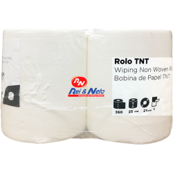 Rolo Industrial TNT (Air Laid) 1 Fl. 90 mts Rolo
