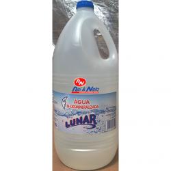 Água desmineralizada (Destilada) Lunar 5 Lts.