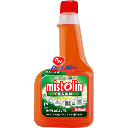 Tira Gorduras Mistolin 545 ml Recarga