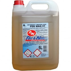 Lava Loiça Fer Maq 01 Detergente Eco Maquina 5 Lts