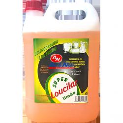 Lava Loiça Loucilar Detergente Manual 5 Lts