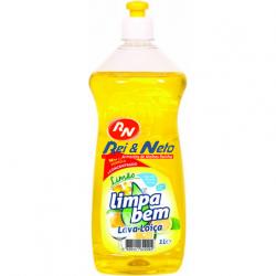 Lava Loiça Limpa Bem 1000 ml Limão