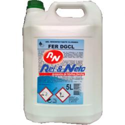Detergente Gel Clorado DGCL 5 Lts