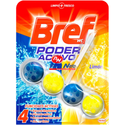Bloco Sanitário Bref 50 Grs Limão