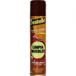 Limpa Móveis Destello 405 cc Spray