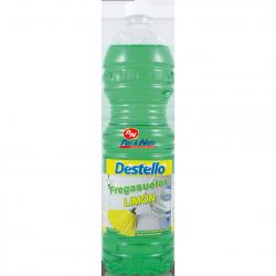 Lava Tudo Destello 1500 ml Limão