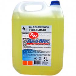 Lava Tudo Perfumado FER LT 5 Lts Limão