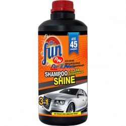 Champô para Automóvel Mr. Fun c/ cera 1 litro
