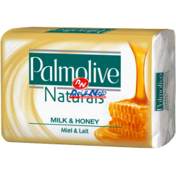 Sabonete Palmolive 90 Gr Leite e Mel (Milk & Honey) (Duzia)