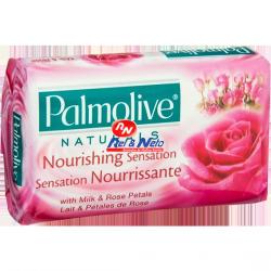 Sabonete Palmolive 90 Gr Leite e Petalas de Rosa (Nourishing Sensation) (Duzia)