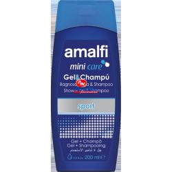 Gel e Champo Amalfi 200 ml Sport