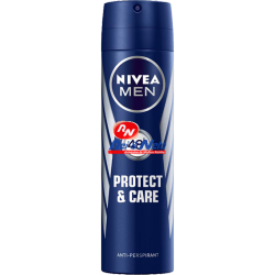 Deo Spray Nivea 150 ml Man Protect & Care