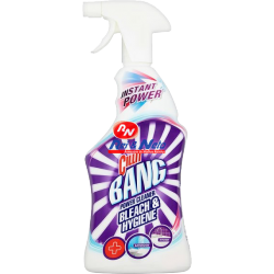 Spray de Limpeza Cillit Bang 750 ml Lixívia e Higiene