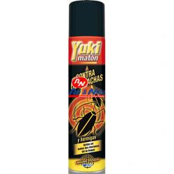 Inseticida Spray Yuki405 cc Baratas e Formigas
