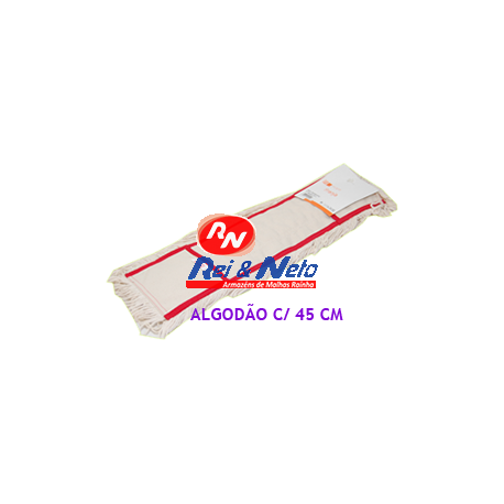 Recarga Mopa de Algodão 45 cm Refª 80145R