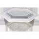 Forma Plástica Refª M5100 c/ capacidade 500 Grs. 600 Unds.