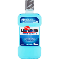 Elixir Listerine Stay White 250 ml