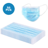 Mascara PP protecção cirúrgica c/ 3 capas c/ elástico cx c/ 50 unds.