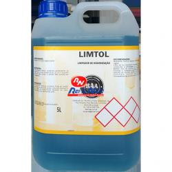 Desinfectante de Superfícies LIMTOL 5 Lts. com Bio Álcool