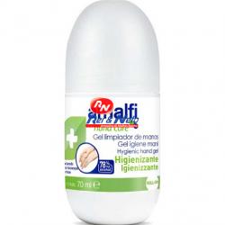 Desinfectante de mãos c/ Álcool gel Amalfi 70 ml Roll-on