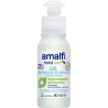 Desinfectante de mãos Amalfi c/ álcool gel 80 ml