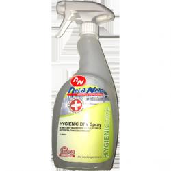 Desinfectante multiusos Glow Aplicação directa em spray  750 ml Higienic BFV