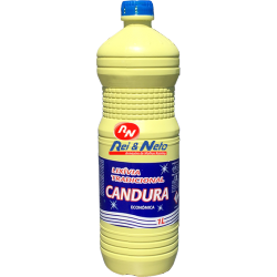 Lixívia Tradicional Candura 1 Lt.