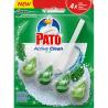 Bloco sanitário WC Pato active clean pinho