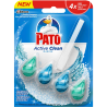 Bloco sanitário WC Pato active clean marinho
