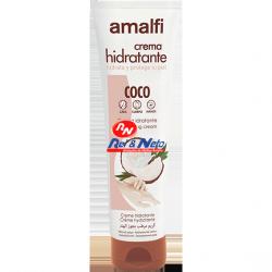 Creme Hidratante Amalfi 150 ml Coco Bisnaga