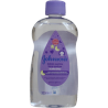Óleo Suave Johnson's Baby 300 ml Lavanda