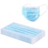 Mascara PP protecção cirúrgica c/ 3 capas c/ elástico Tipo II