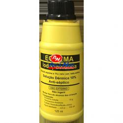 Solução Aquosa de Iodopovidona Egrema 125 ml (Betadine)