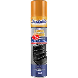 Limpa Fornos Destello 405 cc em spray