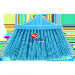 Vassoura Rija em PVC Sibina s/cabo Metalico 1,20 cm Refª 305RS
