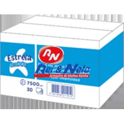 Papel Higiénico Estrela Amoos  BulkPack (Folha a Folha) 2 Fls 21X11 Pack 250F  Cx 7500F