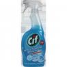 Spray Limpeza e Brilho Cif 750 ml Vidros e Superfícies Brilhantes c/ amoníaco